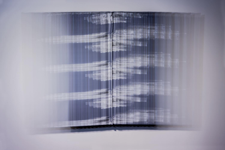 faltenrauschen. Kinectisches Objekt. Foto: Baldauf & Baldauf